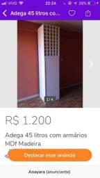 Armários MDf Madeira pura qualidade total pra hoje barato