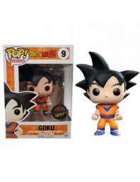 Funko pop Goku limited edition