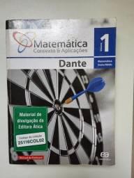 Livro Matemática Contexto e Aplicações