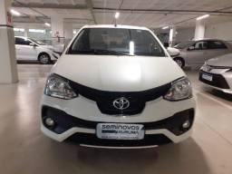 Toyota/etios sedan 1.5 platinum