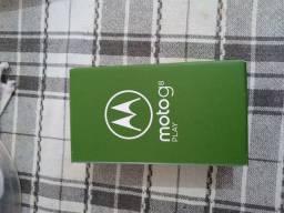 Caixa de MotoG 8 play