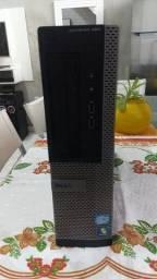Dell optiplex i3 8 giga  hd 1  tera  zerado