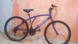 Bicicleta de marcha alumínio