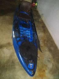 Título do anúncio: Caiaque Barracuda Pro Fish Lontras <br>