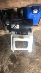Motor de baixa rotação