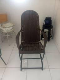 Cadeira de Balanço Novinha
