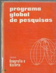 Título do anúncio: dvo425 Programa Golbal de Pesquisas série Geografia e História