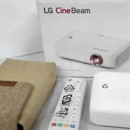 Projetor Data Show LG Cinebeam 550 Lumens Hdmi/usb Bluetooth