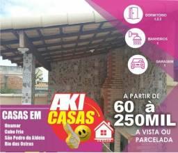 Título do anúncio: LA/ CASA PRONTA E C/ PISCINA!
