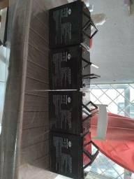 Título do anúncio: Vendo baterias de gel tudo semi nova toppp