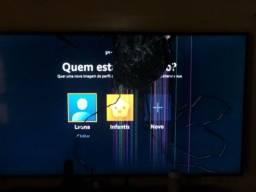 Título do anúncio: Tv Samsung 58 polegadas retirada de peças