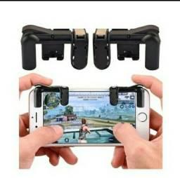 Gatilhos para jogar no celular Free Fire