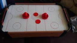 Título do anúncio:  mini Hockey Radical Air Game À Pilha