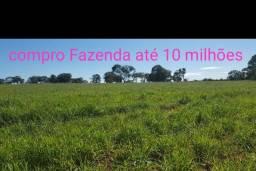 Procuro fazenda de até 10 milhões