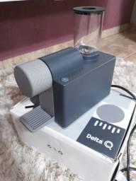 Cafeteira de capsula delta q (produto novo)