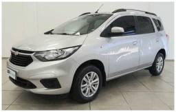 Título do anúncio: Chevrolet spin 1.8 aut. Lt 2019 prata