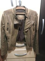 Título do anúncio: Jaqueta de couro sintético