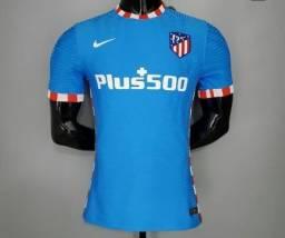 Título do anúncio: Camisas de times europeus e brasileiros por 40