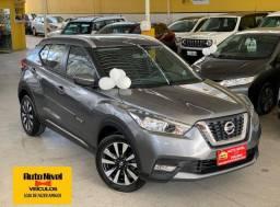 Nissan Kicks 1.6 SV CVT (Flex) 15.000 km
