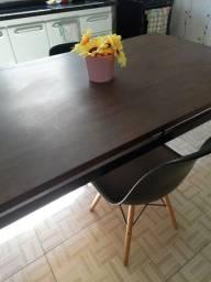 Vendo mesa estilo industrial
