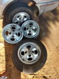 Roda de  alumínio  Scort aro13