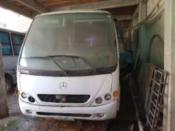 Micro onibus rod mb 2002