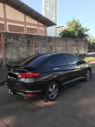 Honda City 1.5 Flex Automático - 2015