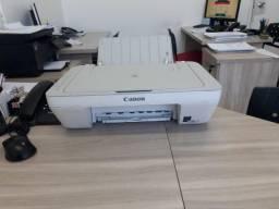 Impressora multifuncional Canon Jato de tinta