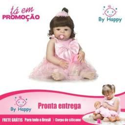 76056830a Bebe Reborn corpo de Pano Pronta Entrega ! Mais de 300 modelos diferentes,  confira!