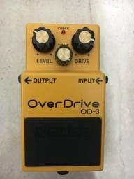 Pedal OverDrive OD-3 Boss