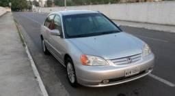Honda Civic Automático 2001 Vendoo ou Trocoo. Aceito cartão. Leia - 2001