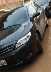 Corolla gli ano modelo 2012 impecável avista - 2012