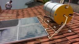 Aquecedor solar 400 litros