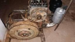 Motor yanmar 18