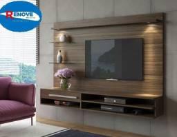 Oferta!! painel novo com leds pra TVs até 55p. + suporte grátis