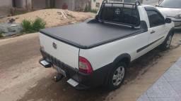 Vendo ou troco Fiat strada 1.4 ano 2012 ótimo estado e revisada - 2012
