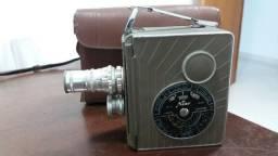Vendo Filmadora Antiga de Corda, marca Nizo 8mm
