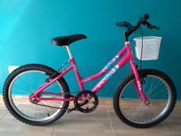 Bicicleta aro 20 nova!