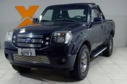Ford Ranger XLS 2.3 16V 145cv/150cv 4x2 CS - Preto - 2012 - 2012