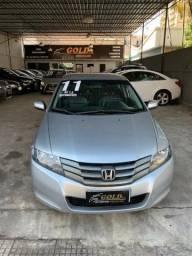 Honda City DX 1.5 Autom - 2011