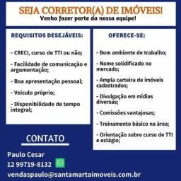 Venha trabalhar conosco