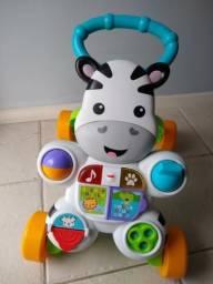 Apoiador Zebra Fischer Price