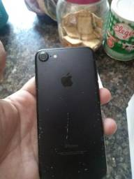 IPhone 7 32 Gb Preto Fosco dispenso curiosos ou trocas -