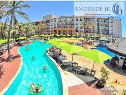 Apartamentos em no Porto das Dunas, de 1,2 ou 3 quartos e perto da praia e do Beach Park