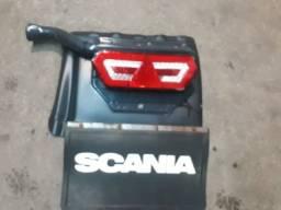 Paralama Scania completo