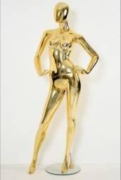 Maniquim dourado