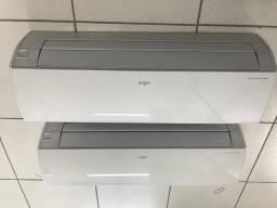 Ar Condicionado Split Quente e Frio inverter Fujitsu 9000 btus 220V