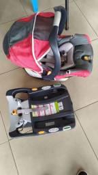 Bebê conforto + Base Excelente qualidade Muito pouco Usado
