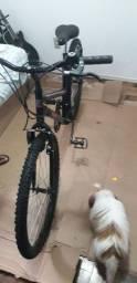 Trabalhos com manutenção de bike