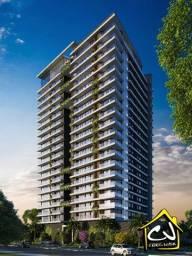 Lançamento c/ 3 Quartos - Praia Grande - 2 Vagas - Rooftop c/ Vista 360º Cidade